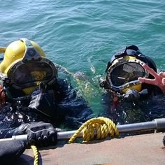 commercial diver school