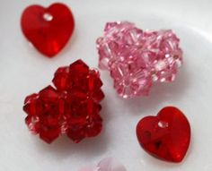 Are you hoping to make Valentine's Day a little more personal? Try the Cute Crystal Beaded Heart Tutorial. This free bead pattern shows you how to make an adorable heart bead that you can use to decorate your cards and gifts.