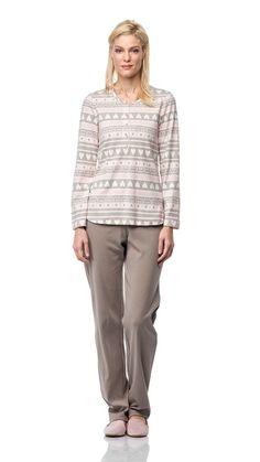 Pajamas Women, Pyjamas, Khaki Pants, Fashion, Moda, Khakis, Pajamas For Women, Fashion Styles, Fashion Illustrations