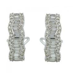 Etenia Huggie Earrings