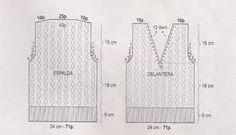 Resultado de imagen para pullover para niños tejidos a palitos