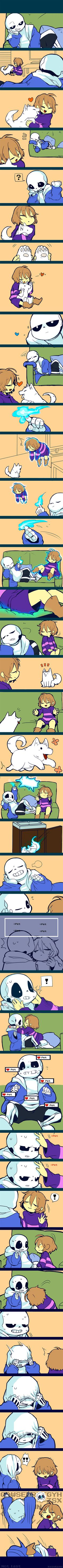 Undertale by kuzukago on DeviantArt