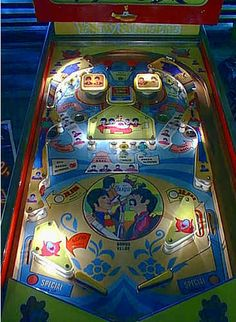 Pinball News - First and Free Video Game Machines, Pinball Wizard, Vintage Games, Arcade Games, Games For Kids, The Beatles, Old School, Fun Time, Winter 2017