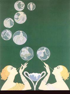 Erte,The Bubbles