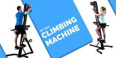Best Rock Climbing Machine: Our Top Picks of Vertical Climbers  http://mymaxiclimber.com/rock-climbing-machine/  #RockClimbingMachine