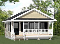 20x32 Tiny House -- 640 sq ft - Excellent Floor Plans