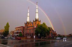 St. John's Cathedral Fresno, CA