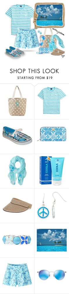 """""""~Dawgs~ Kaymann Boat Shoe ~"""" by justwanderingon ❤ liked on Polyvore featuring Cathy's Concepts, Ralph Lauren, Dawgs, Dolce&Gabbana, Calvin Klein, COOLA Suncare, Nine West, Liz Claiborne, Ray-Ban and Nautical"""
