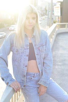 Sofia Richie for Redun Jeans #REDUNHIGHRISE