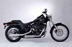 Miller Auspuffanlage ARIZONA Harley Davidson  Softail Breakout