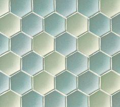 Academy Tiles - Porcelain Mosaic - Hexcurve Mosaic - 81290