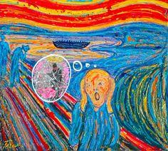 "Joaquim Falcó: ""To Munch"" - Subasta Real"