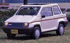 Gurgel BR 800 1988
