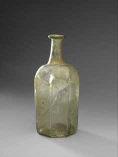 bottle, Anonymous, 1600 - 1700 | Museum Boijmans Van Beuningen