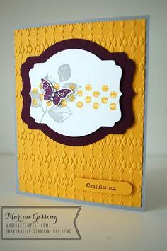 stampin up, kinda eclectic, geburtstagskarte