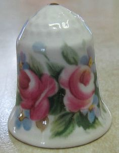 "ROYAL ADDERLEY, England, ""Romance Thimble"" (TCC)"