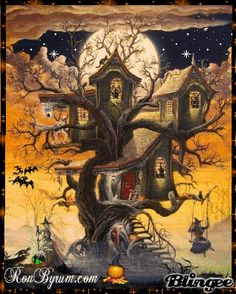 Haunted Tree House