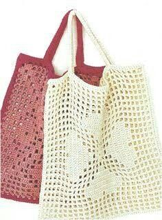 Marvelous Crochet A Shell Stitch Purse Bag Ideas. Wonderful Crochet A Shell Stitch Purse Bag Ideas. Gilet Crochet, Crochet Shell Stitch, Crochet Tote, Crochet Handbags, Crochet Purses, Crochet Stitches, Knit Crochet, Knitting Patterns, Crochet Patterns