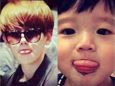 Baby Baekhyun. Why the fUCK ARE YOU SO ADORABLE