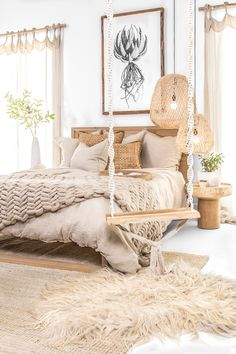 home decor bedrooms 26 Best Bedroom Rug Ideas And Design . 26 Best Bedroom Rug Ideas And Design ⋆ All About Home Decor Room, Modern Farmhouse Bedroom, Home Bedroom, Bedroom Design, Cheap Home Decor, Home Decor, Room Decor, Chic Bedroom, Boho Bedroom Decor