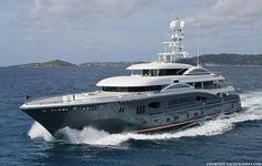 Shahid Khan's Yacht.