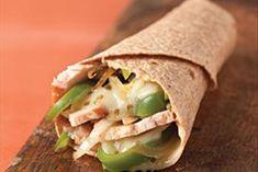 Chicken Fajita Wrap