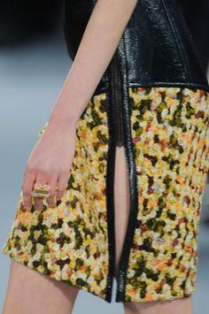 Louis Vuitton at Paris Fall 2014 (Details)