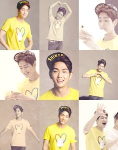 Onew, Shinee
