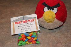 Kandy Kreations: Angry Bird Poop Printable