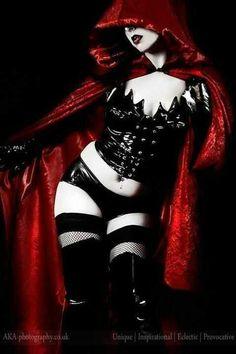 Sexy goth, Goth, gothic, dark