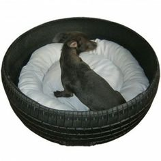 tire pet bed