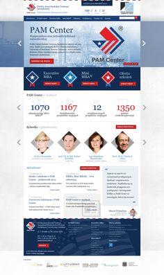 Polsko-Amerykańskie Centrum Zarządzania (PAM Center) http://pamctr.uni.lodz.pl/