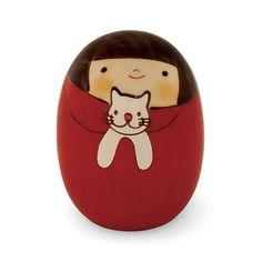Miu Kokeshi Figurine