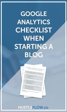 Starting a blog? Don't miss out on these important steps to start your blogging journey the right way. Set Up Google Analytics, Blog Design Inspiration, Web Analytics, Google Ads, Make More Money, Blogging For Beginners, Blog Tips, Understanding Yourself, Self Development