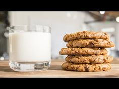 Chocolate Chip Cookies | Recipe | ChefSteps-USE PASTRY FLOUR