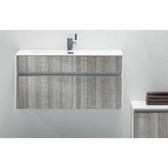 You'll love the Tona Fitto 36 Single Modern Bathroom Vanity Set at Wayfair - Great Deals on all Furniture products with Free Shipping on most stuff, even the big stuff.