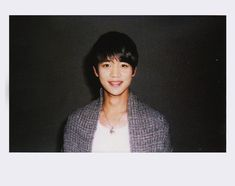 minho --- Shinee Maquia Magazine Photoshoot