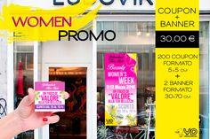 promozione offerta per la settimana della donna. info: alessandra@yellowduk.it         392.3648411