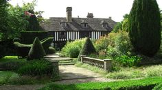 St Mary's House and Gardens Storrington West Sussex