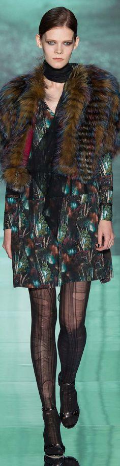 Fall 2015 Ready-to-Wear Nicole Miller