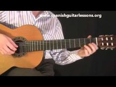 Spanish Guitar Lessons - Learn To Play Flamenco Spanish Guitar