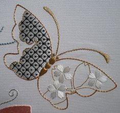 Japanese Embroidery so delicate