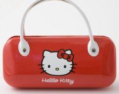 Hello Kitty Tragetasche für Sonnenbrille Etui Tragetasche Brille: Amazon.de: Sport & Freizeit
