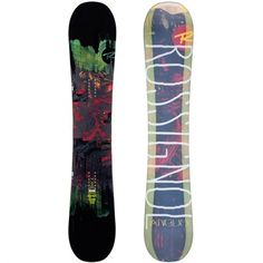 Rossignol Angus Magtek Snowboard 2015 from evo.com