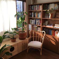 Ideas Wall Shelf Design Ideas Furniture For 2019 Home Interior Design, Interior Architecture, Living Room Decor, Living Spaces, Regal Design, Small Apartment Decorating, Shelf Design, Scandinavian Home, House Rooms