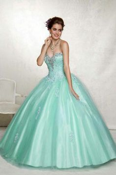 Cheap ball gowns quinceanera dresses, Buy Quality quinceanera dresses directly from China ball gown quinceanera Suppliers: Vestidos De 15 Anos 2016 Classical Tulle Ball Gown Quinceanera Dresses With Exquisite Beading and Crystals Quinceanera 15 Years Tulle Ball Gown, Tulle Prom Dress, Ball Gown Dresses, 15 Dresses, Evening Dresses, Party Dress, Wedding Dress, Court Dresses, Ruffle Dress