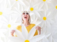 We recently made these paper daisies for another fun project (stay tuned!)...  Read more »