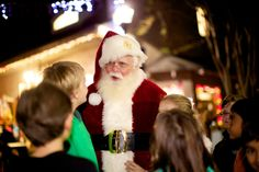 Here Comes Santa Claus | 2013 | The Village of Baytowne Wharf | Sandestin Golf and Beach Resort