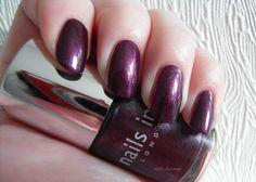 Nails Inc Regent Street Swatch