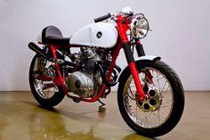 Honda CL 350 1972 by Lossa Engineering
